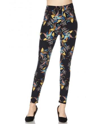 Women's Leggings - Fantasia Print fits sizes 8-18