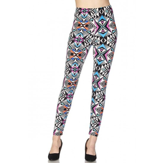 Leggings - Geometric Pattern fits Sizes 8-18