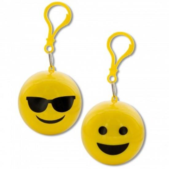 Emoticon Rain Ponchos