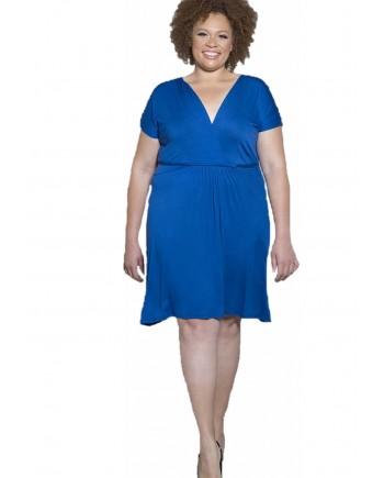 SWAK Designs Kristen Dress in Blue