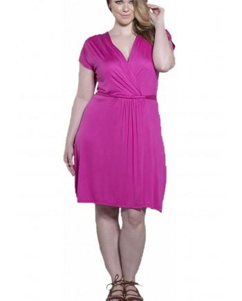 SWAK Designs Kristen Dress in Pink